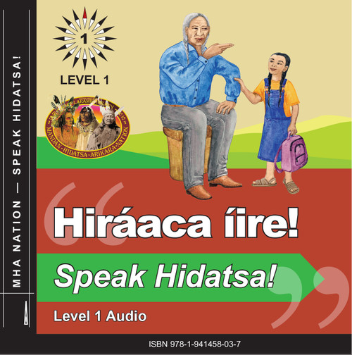 Hidatsa Level 1 Audio CD
