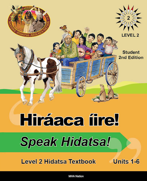Hidatsa Level 2 Textbook