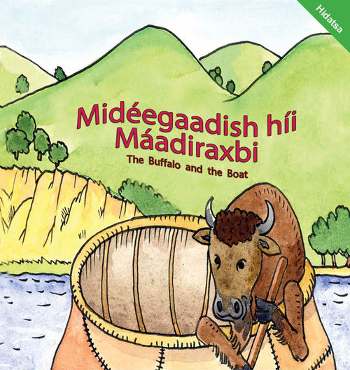 Hidatsa 'Midéegaadish híi Máadiraxbi' | The Buffalo and the Boat