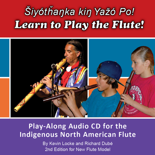 Learn to Play the Flute Audio CD (2nd Edition for New Flute Model)