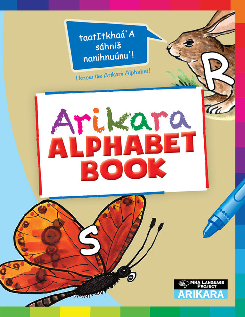 Arikara Coloring Book