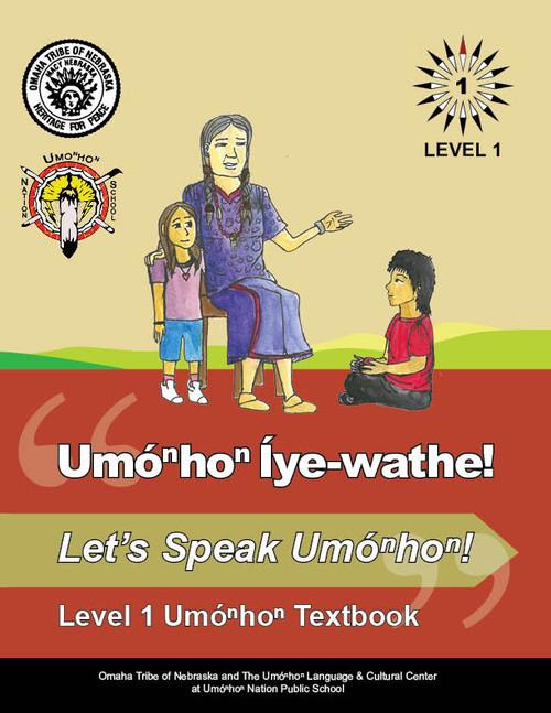 Umóⁿhoⁿ Level 1 Textbook