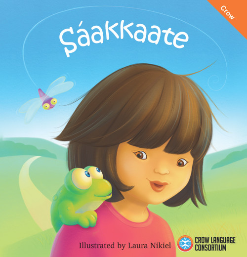 Sáakkaate (Little frog) - Crow Language