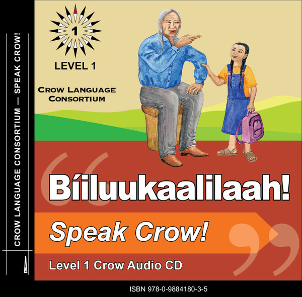 Crow Level 1 Audio CD