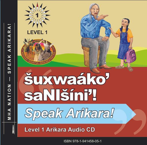 Arikara Level 1 Audio CD