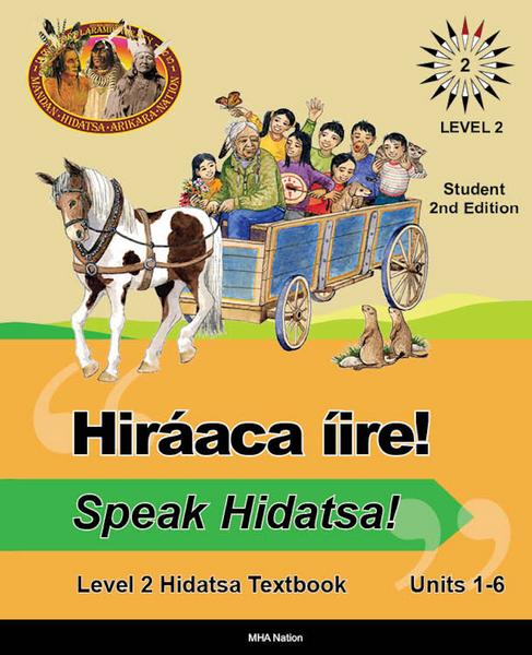 Hidatsa Level 2 Textbook