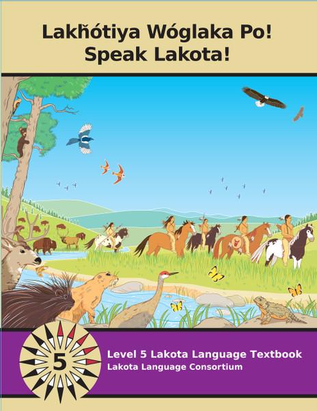 Lakota Level 5 Textbook