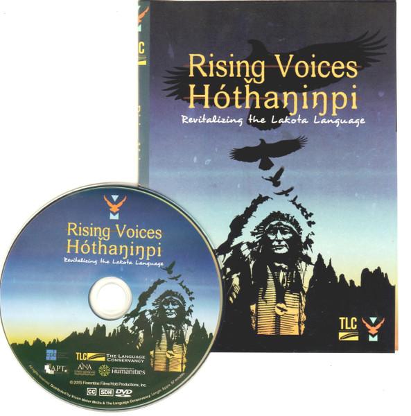 Rising Voices/Hótȟaŋiŋpi DVD