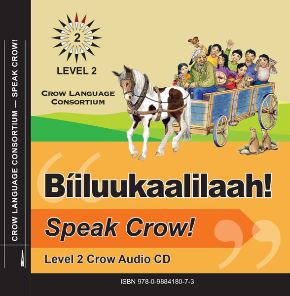 Crow Level 2 Audio CD