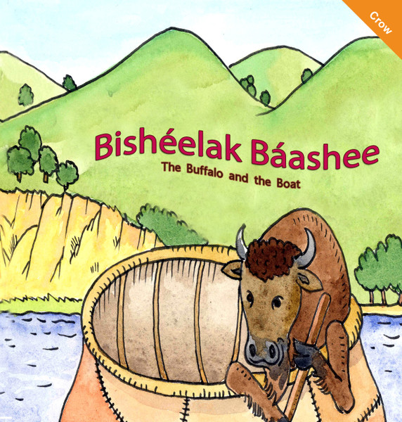 The Buffalo and the Boat - Crow Language