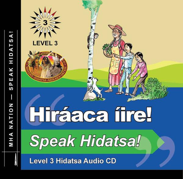 Hidatsa Level 3 Audio CD