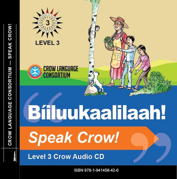 Crow Level 3 Audio CD