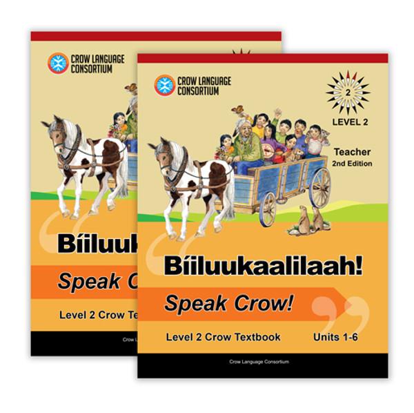 Speak Crow! Level 2 Teacher's Edition