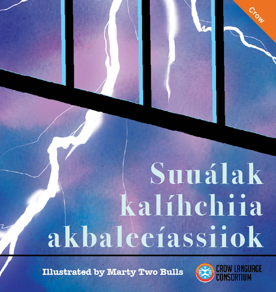 Suuálak kalíhichiilak baleeóhchipchik (Thunder and Lightning are our Guardians) - Crow Language