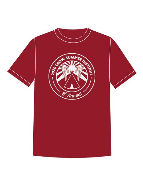 2020 Crow Summer Institute t-shirt
