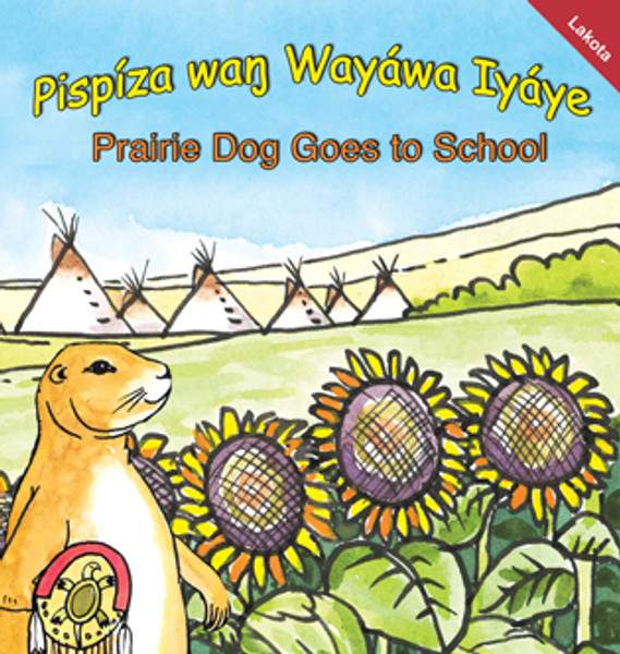 Prairie Dog Goes to School