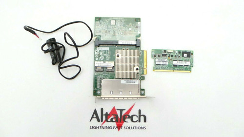 2GB FBWC 6GB SAS RAID Controller 615418-B21 with Battery Hp Smart Array P822