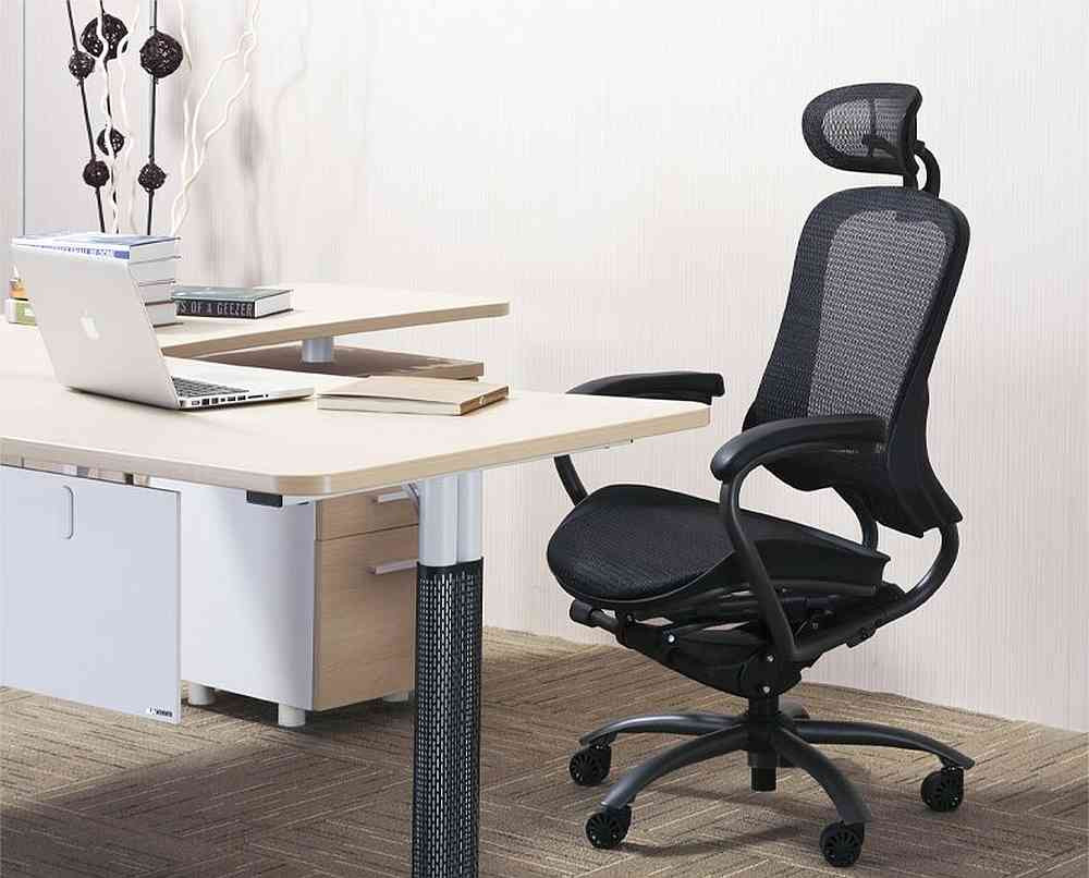 Incredible Eureka Ergonomic High Back Executive Mesh Swivel Office Computer Desk Chair With Armrest Black Ocoug Best Dining Table And Chair Ideas Images Ocougorg