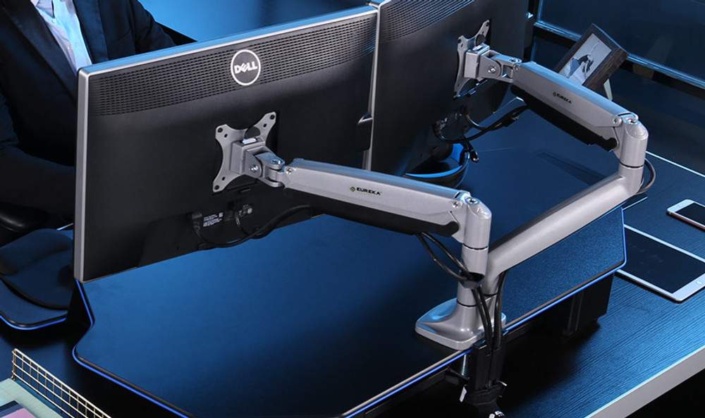 Monitor Arm - What is it? Why Should I Use a Monitor Arm