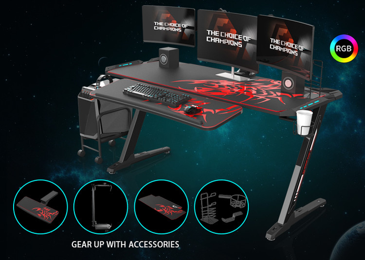 Gaming Accessories Gaming Desk Accessories Free Shipping