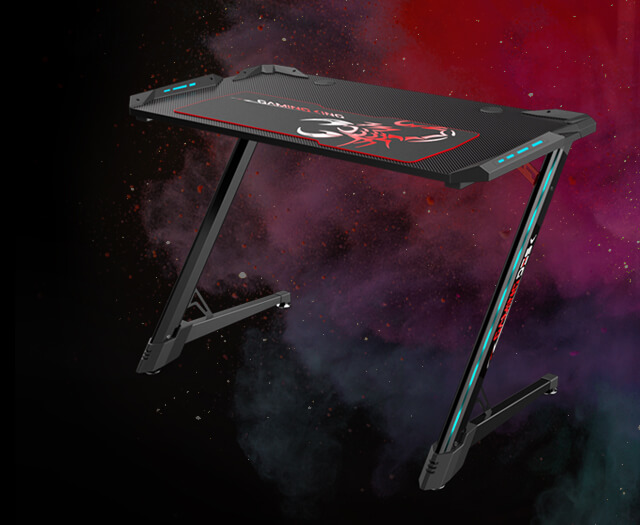 Z1S-Pro Gaming Computer Desk -PC Gaming Desk