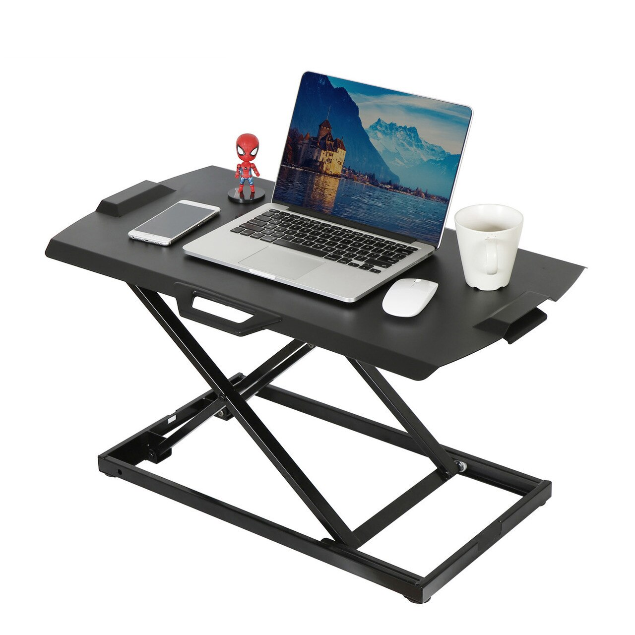 Ultra Slim Portable Desk Riser