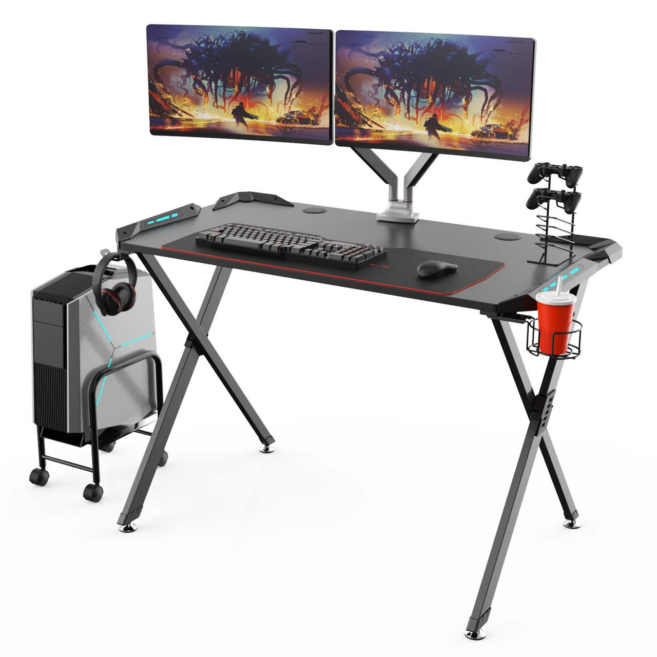X1-S Gaming Desk Review