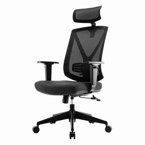 Eureka Ergonomic® High-Back Executive Mesh Office Computer Desk Chair with Armrest - Black