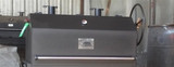 """Hybrid Grill 3   36"""" Grill   Wood - Charcoal - Gas All in One"""