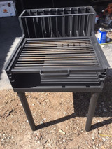 Adjustable Grate Armado with Brasero 27X23X30