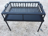 Armado | Mallmann's Portable Grill and Chapa 36X24X36