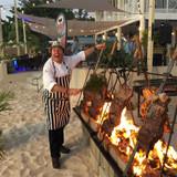 Chef Biggs Churrasco Swords Pkg for Grand Cayman 2016