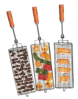 Churrasco Rotisserie Grill Basket Kit