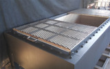 Commercial Lifetime Firebox Grill