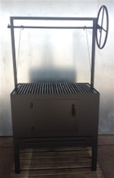 Commercial Uninsulated Charbroiler