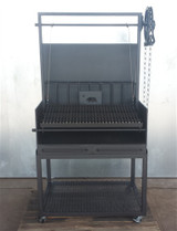 Commercial Uruguayan Exhibition Grill