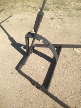 Asado Cross Adjustable Base Only