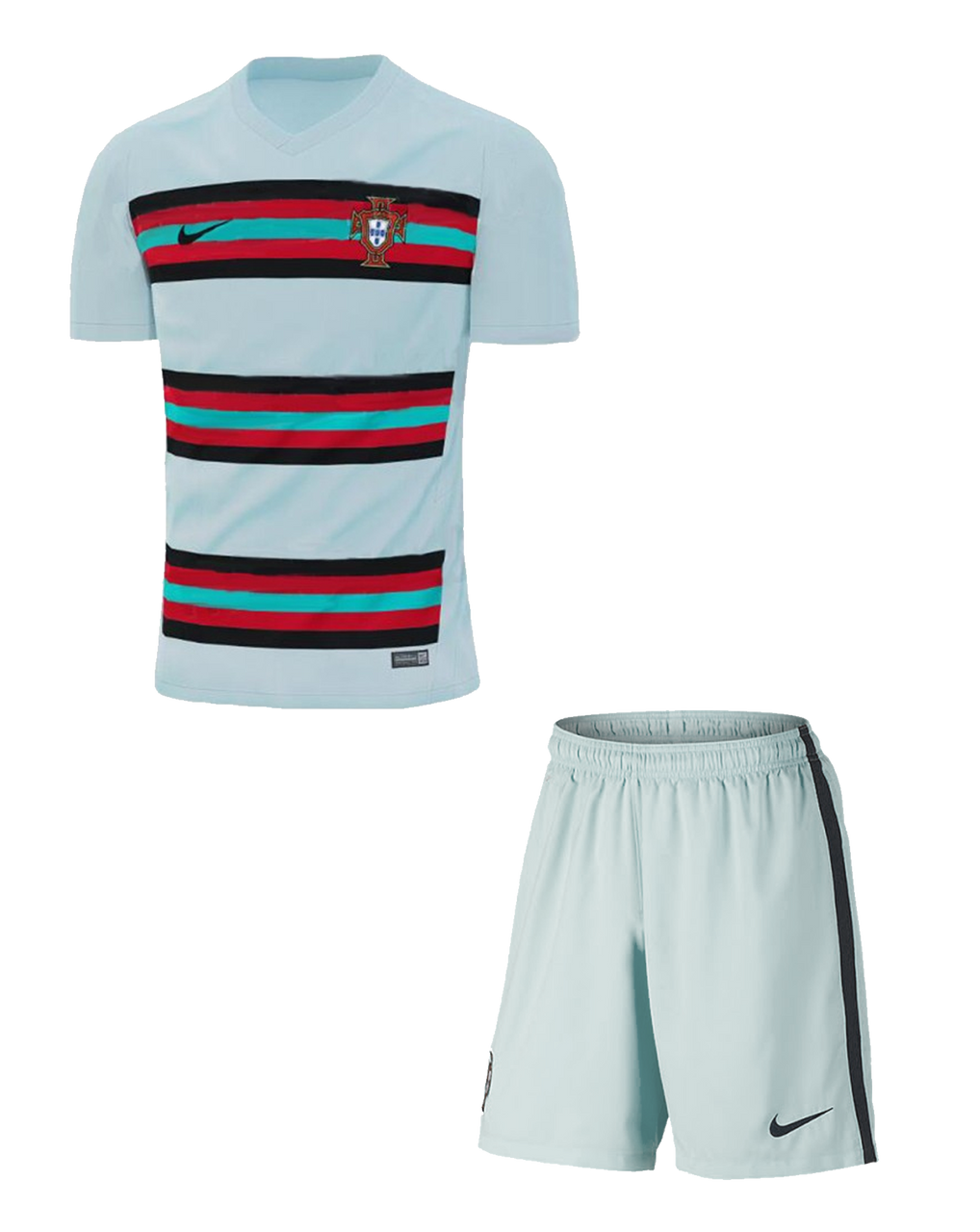 2020 Portugal Concept Away Kids Kit With Free Name And Number Coolkitdirect