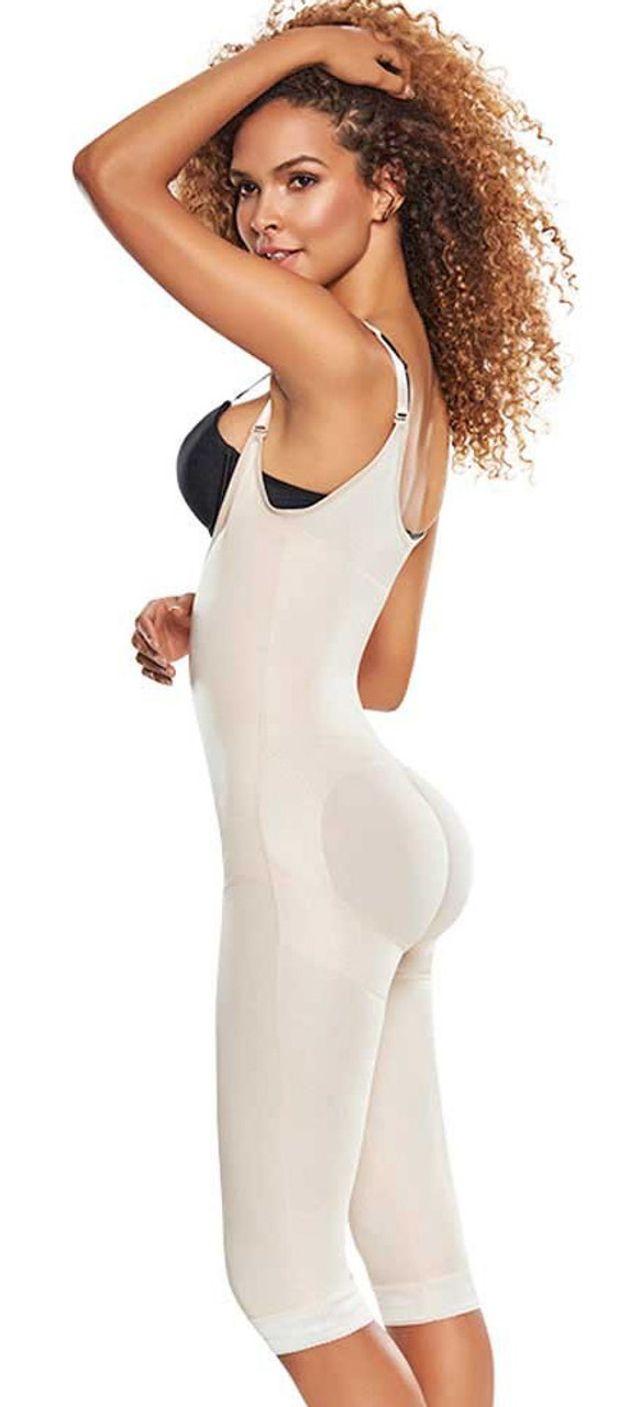 10fb3d5801e38 BRALESS BODY SHAPER WITH THIGHS SLIMMER
