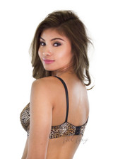 Animal Print Push Up