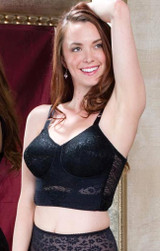 Extra Firm Shaping Long Line Bra