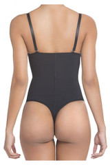 High Compression Thong Strapless Shapewear
