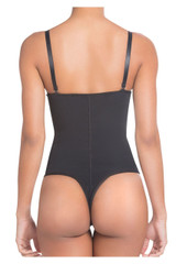 Extra-Strength Compression Shapewear with Latex