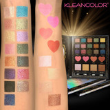 Kleancolor STORY OF MY HEART EYE & FACE PALETTE