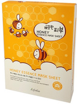 Esfolio Honey Essence Mask Sheet Pack of 10