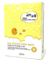 Esfolio Egg Essence Mask Sheet Pack of 10