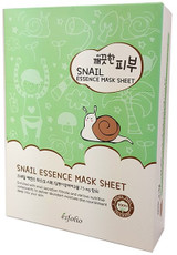 Esfolio Snail Essence Mask Sheet Pack of 10