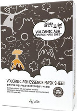 Esfolio Volcanic Ash Essence Mask Sheet Pack of 10