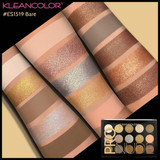 Kleancolor Bare Pro Nude Eye Shadow Palette