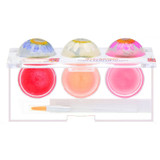 Blossom Beauty Triple Duo Lip Gloss - Sweet Kiss Collection 3 PC SET